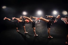 Les Mills BodyCombat Course Photo