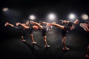 Les Mills BodyCombat Course Photo