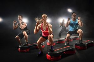 Les Mills Body Step Course Lexington Circle Pines MN