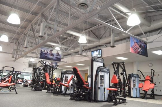 Fitness Center Equipment Lexington Circle Pines MN